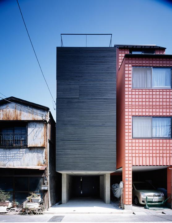 Lattice by APOLLO Architects #minimalist #house