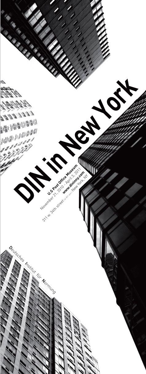 DIN in New York