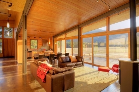 WANKEN - The Blog of Shelby White » Miners Refuge by Johnston Architects #interior #architects #design #wood #architecture #johnston