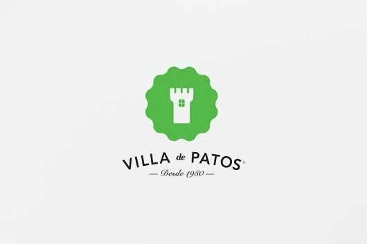 Villa de Patos - SAVVY #symbol #logo #identity #branding