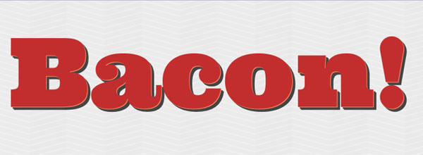 Bacon - Bacon is a jQuery plugin that allows you to wrap text around a bezier curve or a line.