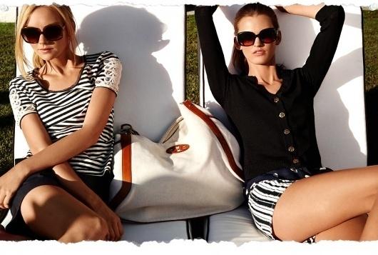 Tory Burch   Summer Pre-Fall Lookbook #sun #clothing #tory #girls #summer #burch #fashion #california