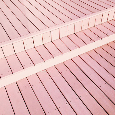 deck by Sallie Harrison