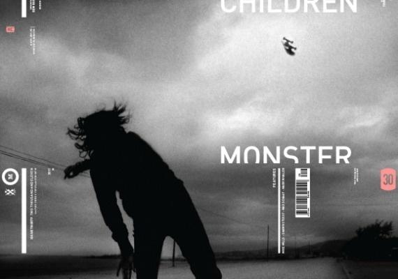 Monster Children » Magazine #cover #print #magazine