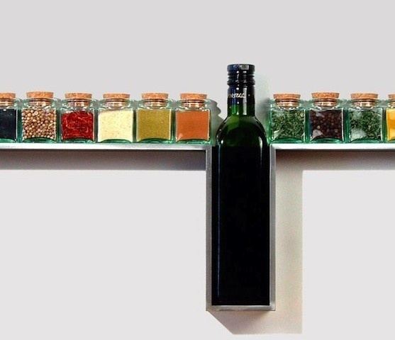 One Line Spice Rack #home