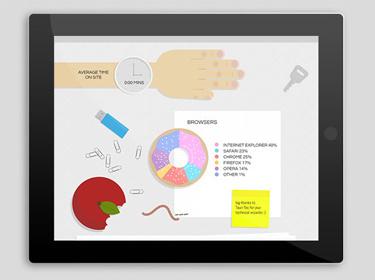 seo experiment #problem #solving #infographics #design #graphic #illustration #communication #experiment