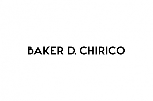 Baker D. Chirico | Design Graphique #logo #identity #branding