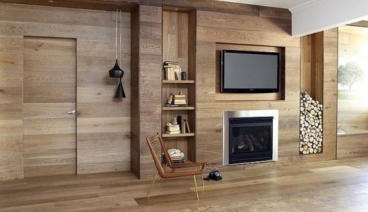 Modern Wooden Floor Boards in Interior Design by Harper & Sandilands - Pictures | Interior Design | Architecture | Furniture #interior #wood #design