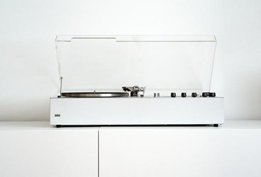 Ryan Willms - Journal - Rams #white #design #minamalism #vinyl #braun