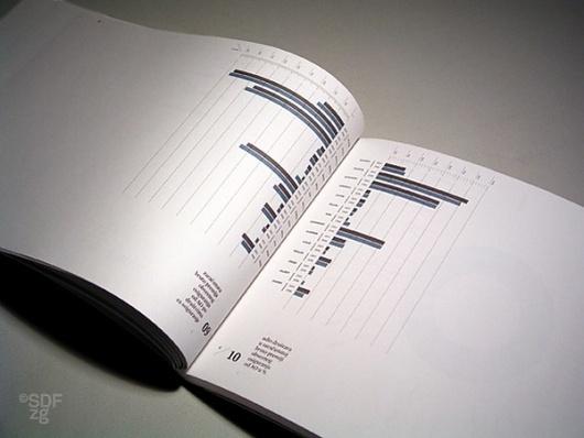 105 Best Annual Report Design Inspiration at DzineBlog.com - Design Blog & Inspiration #graph