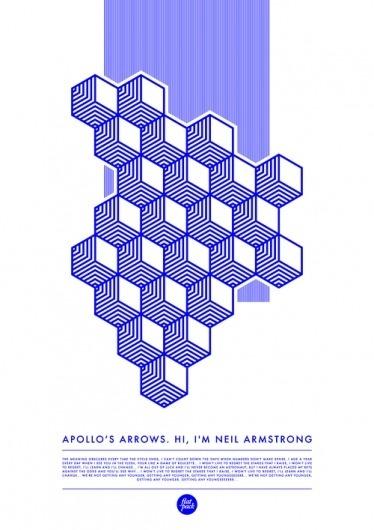 Aaron Dawkins #print #aaron #shape #poster #dawkins #type