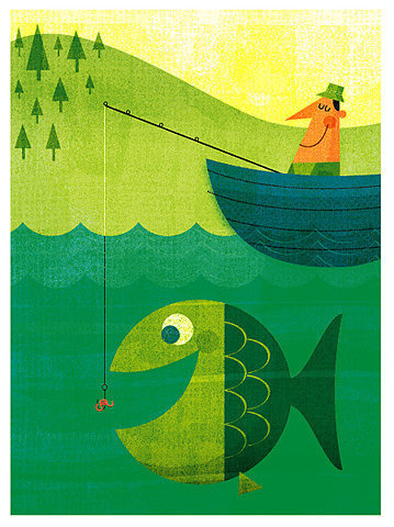 Steve Mack's Spot Illustration #illustration