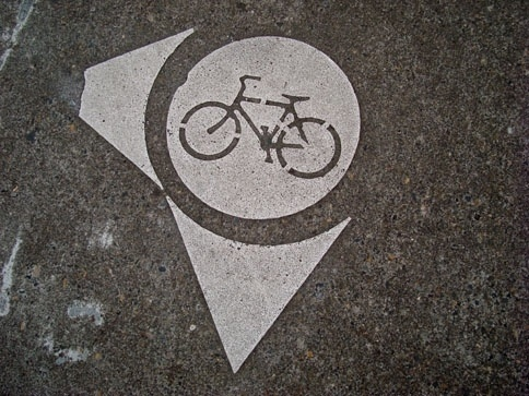 eyeone | seeking heaven #portland #transportation #bicycle #wayfinding