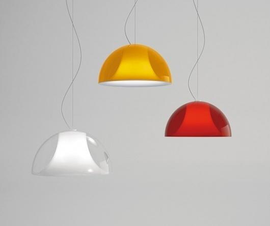 'L002′ pendant light by Alberto Basaglia and Natalia Rota Nodari for Pedrali (IT) @ Dailytonic #design