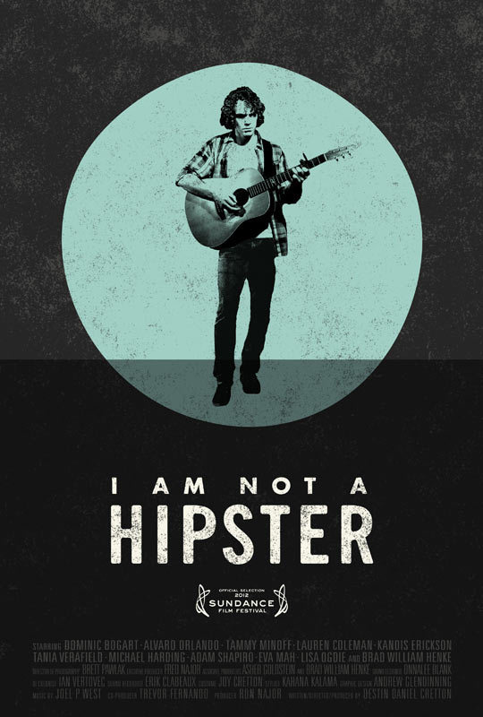 I Am Not a Hipster Poster #115413