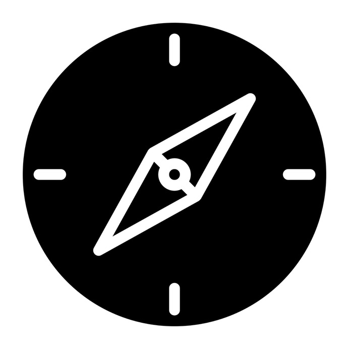 See more icon inspiration related to compass, weather, maps and location, Tools and utensils, cardinal points, orientation, direction and location on Flaticon.