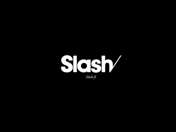 Arnaud Mercier — Retrospective 1999 2011 #mark #word #slash #logo #typography