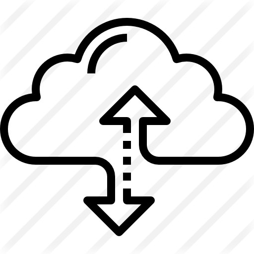 See more icon inspiration related to download, cloud computing, ui, multimedia option, storage, data, transfer, interface and multimedia on Flaticon.