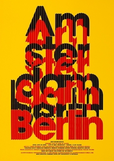 www.michielschuurman.com #schuurman #poster #michiel