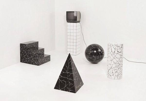 Ill Studio - Christophe Lemaire #geometry #black #set