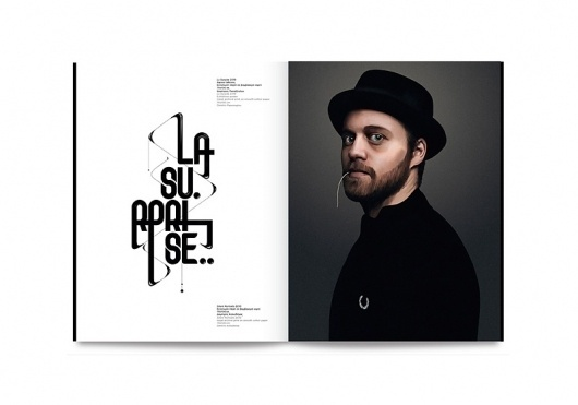 Graphic-ExchanGE - a selection of graphic projects #type #print #lettering #magazine