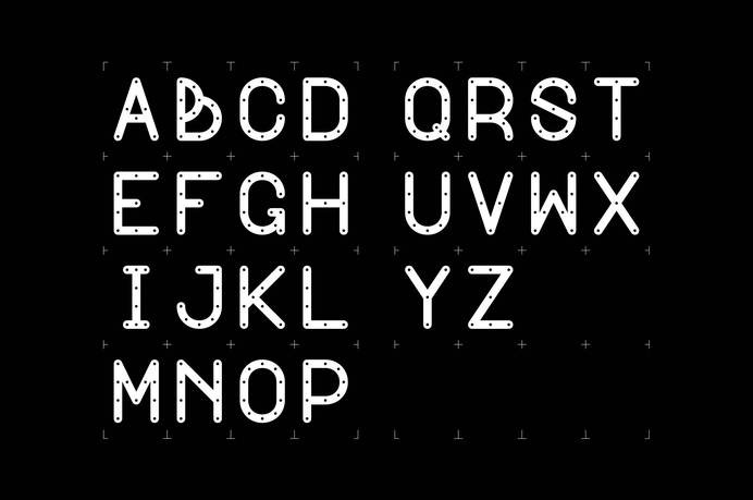 proa - spin #typography