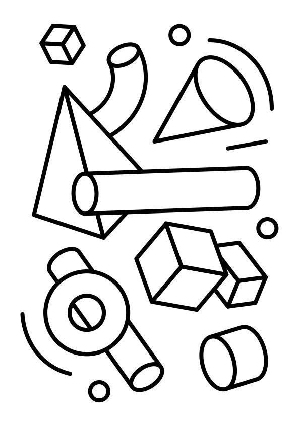 Shapes #illustration