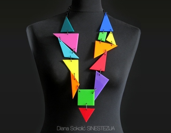 Sinestezija by Diana Sokolic #fashion #jewelry