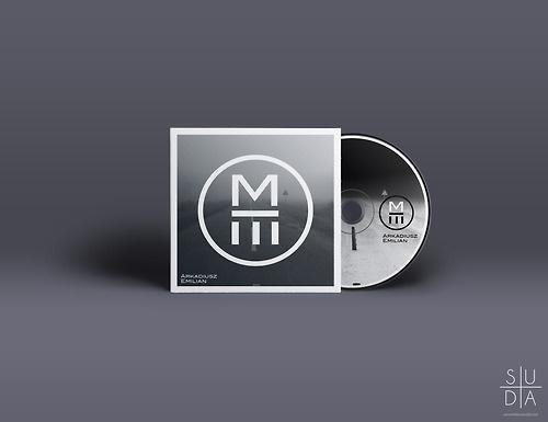 Logo and cd cover design by Mateusz Suda #suda #mateusz #design #graphic #mateuszsuda
