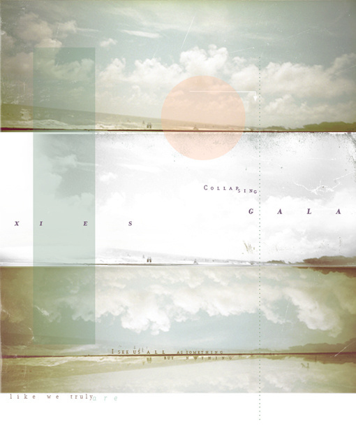 Design Work Life » cataloging inspiration daily #type #collage #sky