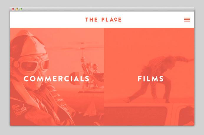 Websites We Love — Showcasing The Best in Web Design #agency #movie #portfolio #design #best #website #ui #minimal #webdesign #film #web #typography