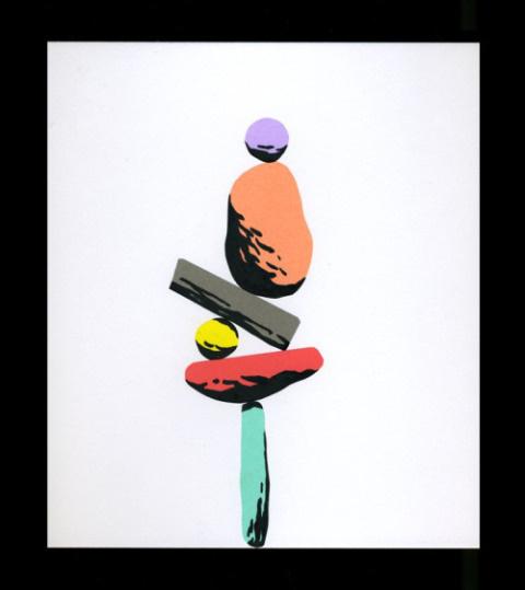 Tim Lahan | PICDIT #art #collage #poster #design #shape #painting