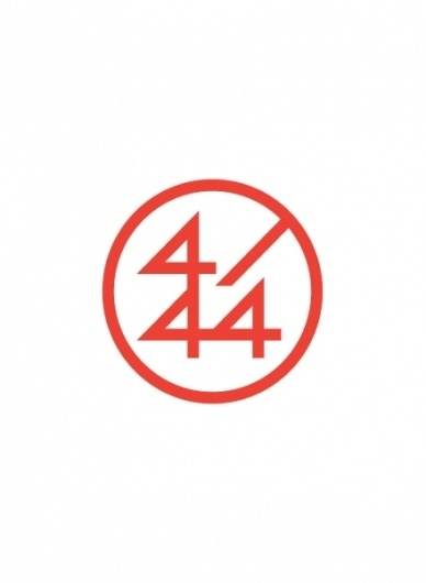 Face. Works. / Cuatro 44. #logo #identity #branding