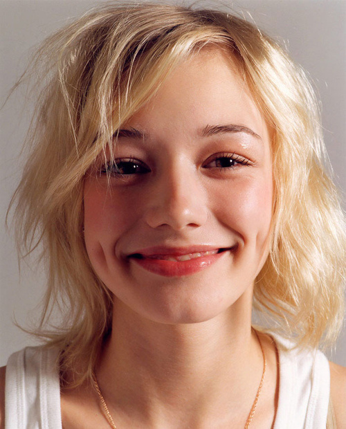 38/115 #smile #blonde #girl