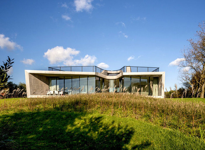 Sustainable Home Designed by UNStudio sustainable solution home 11 #house #design #dream #home #architecture