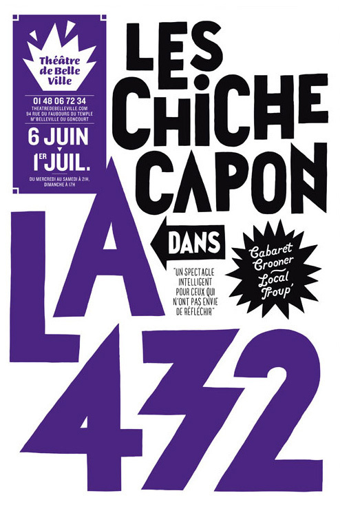 The Chiche Capon – LA 432