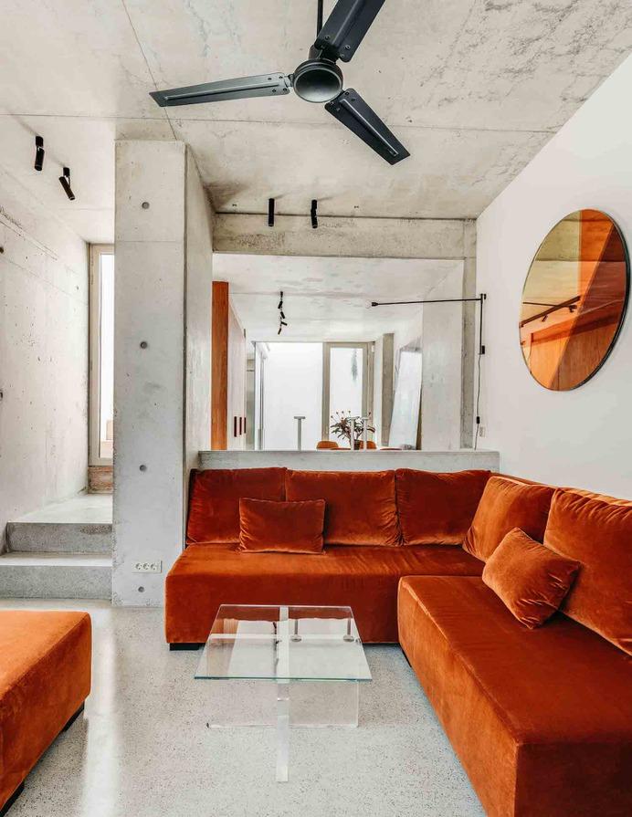 Shoebox by Barbara Appolloni Arquitecta