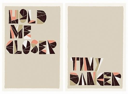 Design Crush » In Print Weekly #type
