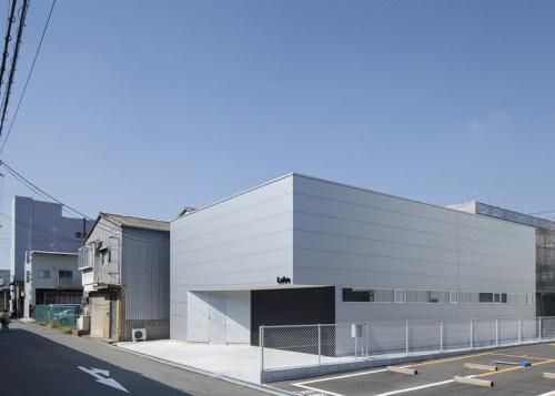 D Labo by Takeshi Hamada #building #minimalist #design #minimal