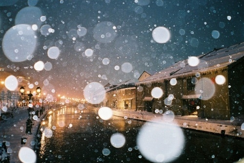 Inspiration | Jordan Lloyd #photo #bekoh #night #photography #flash #winter