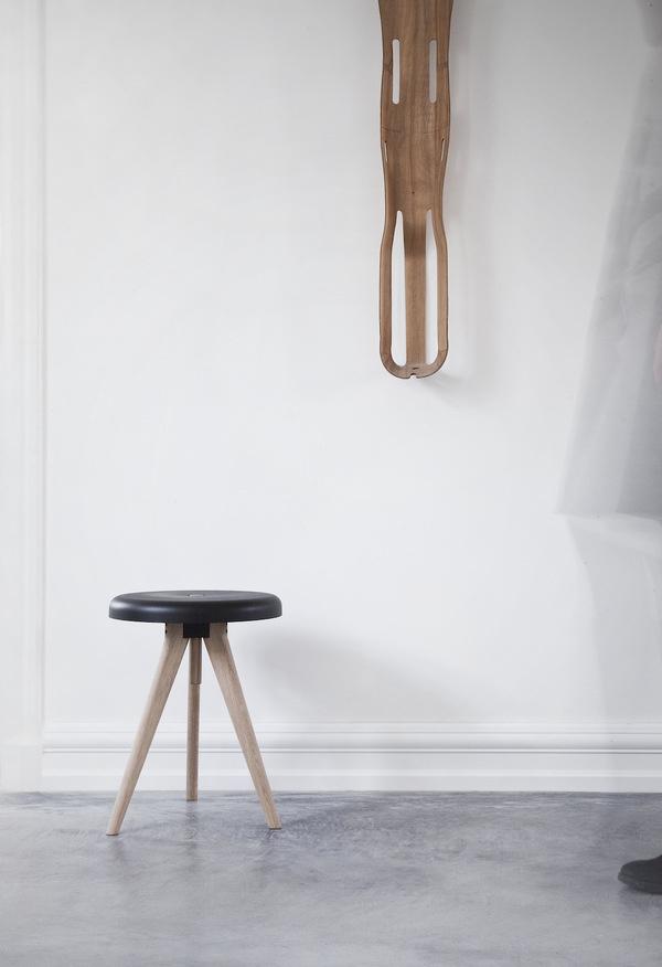 Flip Table by Norm Architects #modern #design #minimalism #minimal #leibal #minimalist