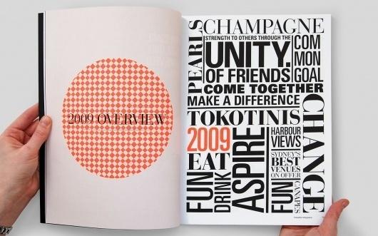 10 Magazine – print / Gareth Procter #spread #editorial #typography