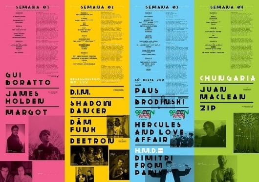 All sizes | Flyer LUXFrágil Fev 2011 | Flickr - Photo Sharing! #brand #flyer #alva #typography