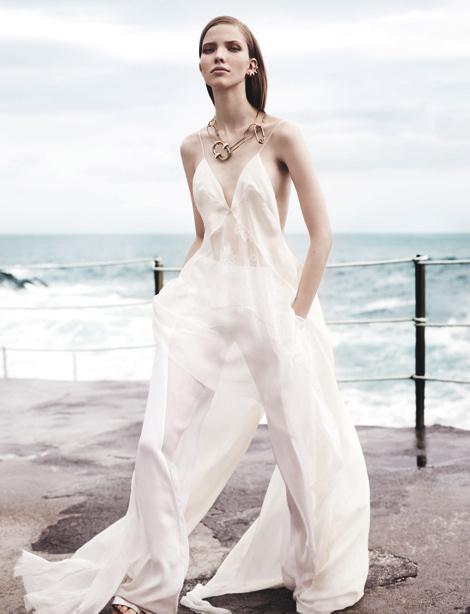 Sasha Luss #model #girl #ashion #photography #fashion