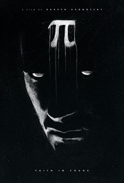 Pi: 15th Anniversary | Alternative Poster #pi #movie #print #illustration #poster