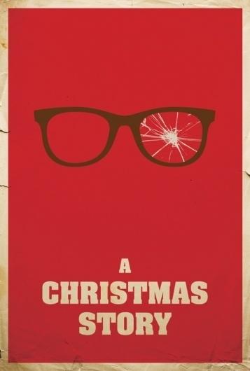 A Christmas Story « BrickHut #movie #a #matt #christmas #minimal #poster #owen #story