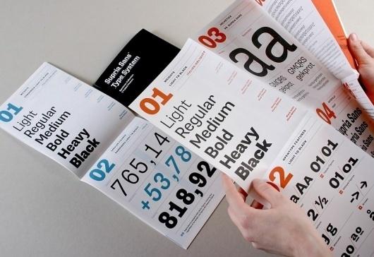 Supria Sans #font #print #sans #poster