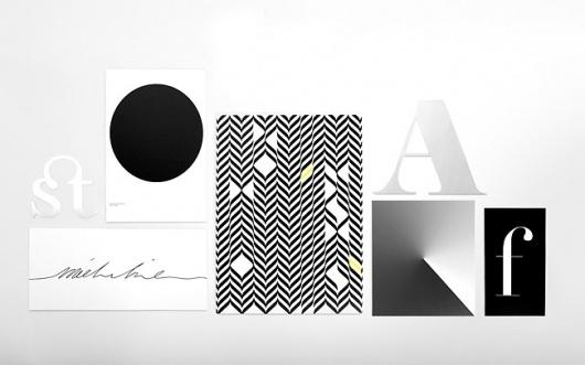 plenty of colour #monochrome #anagrama #branding