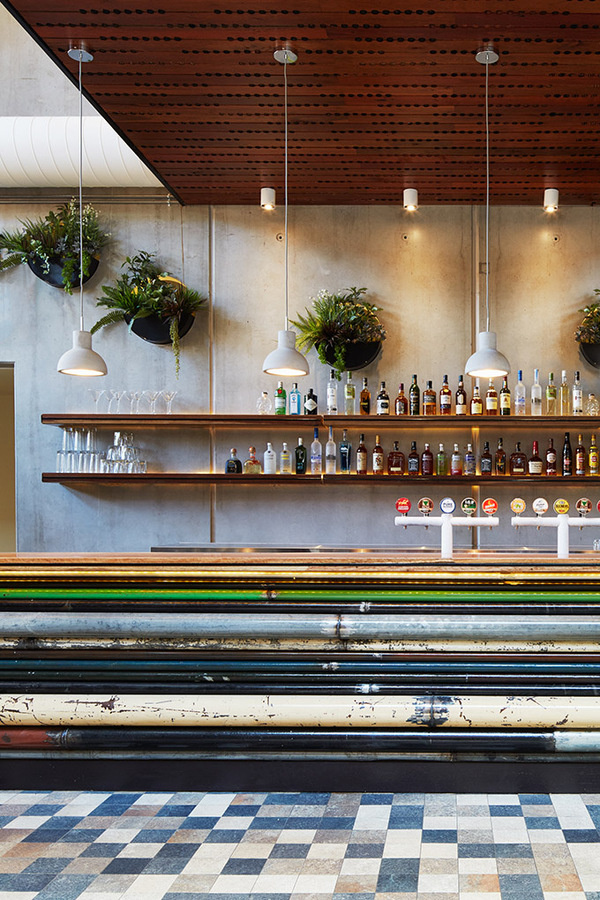 The Cool Hunter Welcome #bar
