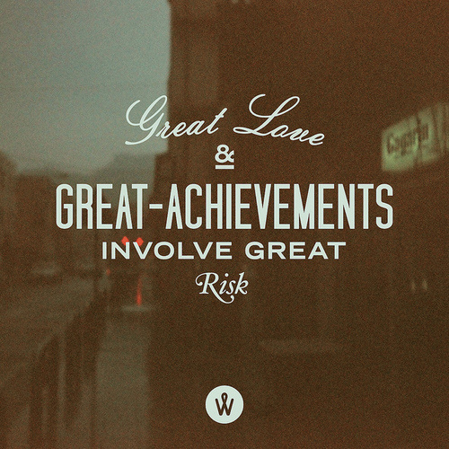 Quotes inspiration #graphics #achievements #photography #vintage #type #typography